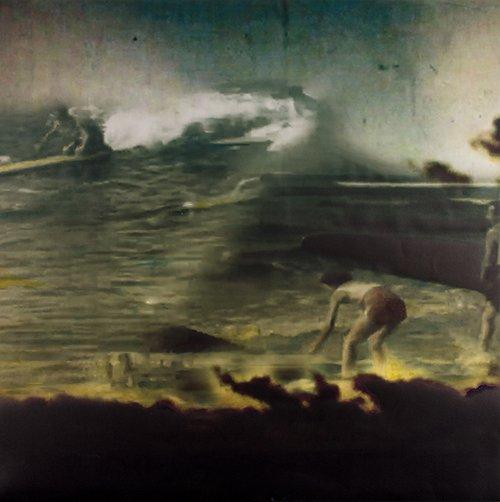 Operation Aloha - Pamela Golden Painting