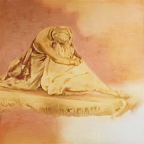 Soprano Sunset - Pamela Golden Painting
