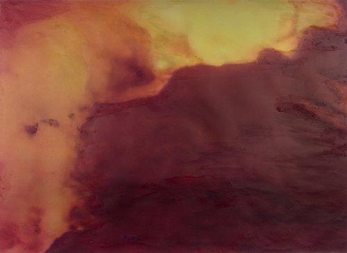 Tangerine Squeeze - Pamela Golden Painting