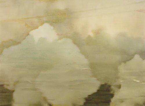 Thunderstruck Again - Pamela Golden Painting