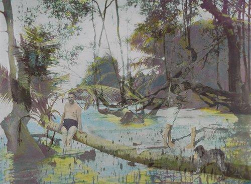 Pamela Golden - The Swamp, 2014